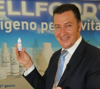 Giorgio Terziani, presidente di Eurodream